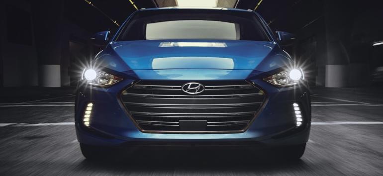 2017 Hyundai Elantra Front Grille@ Milton Hyundai