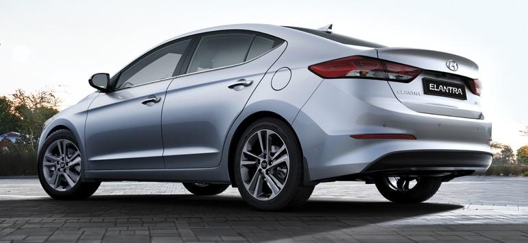 2017 Hyundai Elantra Back@ Milton Hyundai