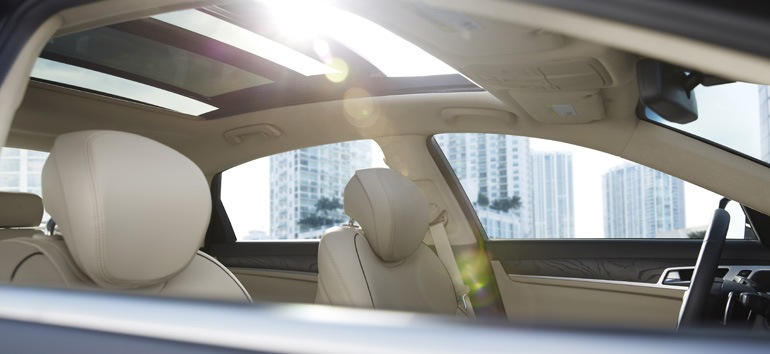 2016 Hyundai Genesis Sedan @ Milton Hyundai