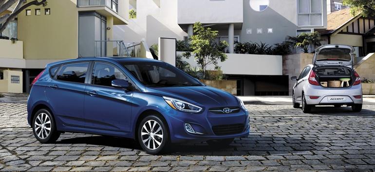2017 Hyundai Accent @ Milton Hyundai