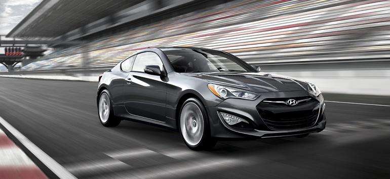 2016 Hyundai Genesis Coupe @ Milton Hyundai