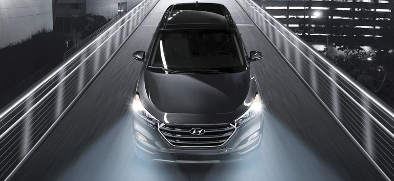 2018 Hyundai Tucson Limited @ Milton Hyundai