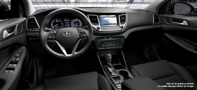 2018 Hyundai Tucson Interior @ Milton Hyundai