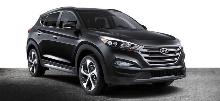 2018 Hyundai Tucson On the Road @Milton Hyundai