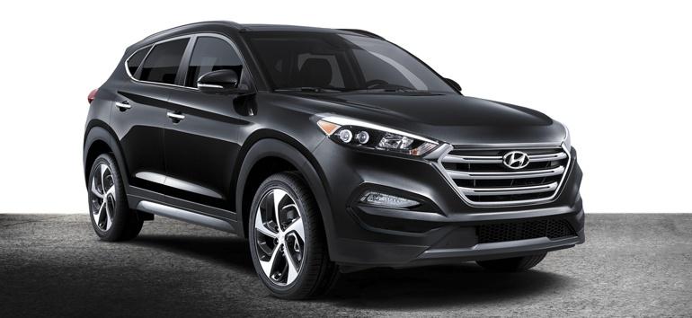 2016 Hyundai Tucson @ Milton Hyundai