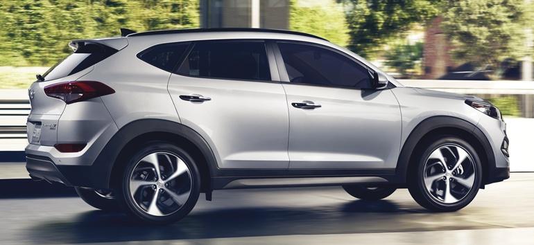 2018 Hyundai Tucson Performance @ Milton Hyundai