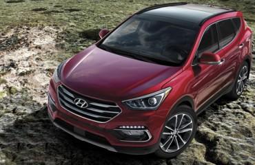 2017 Hyundai Santa Fe Sport 13