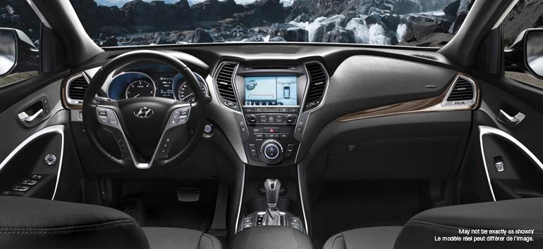 2017 Hyundai Santa Fe Sport Features @ Milton Hyundai