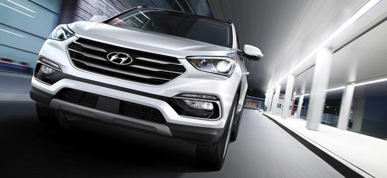 2017 Hyundai Santa Fe Sport @ Milton Hyundai