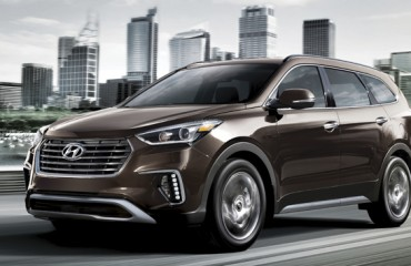 2017 Hyundai Santa Fe XL 1