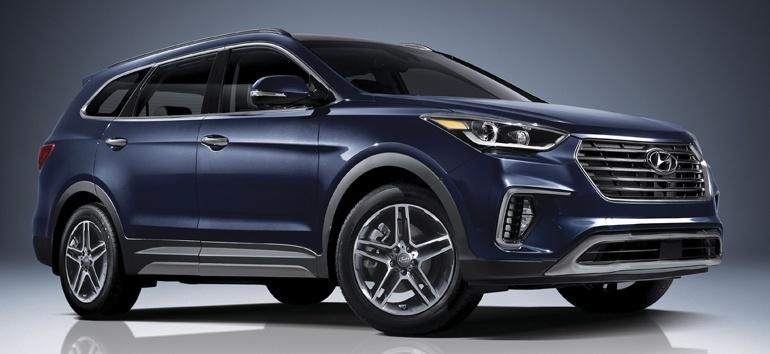 2017 Hyundai Santa Fe XL - Milton Hyundai