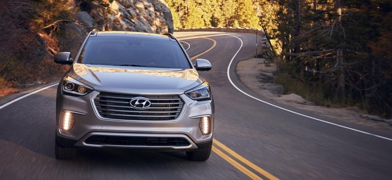 2017 Hyundai Santa Fe XL Iron Frost @ Milton Hyundai
