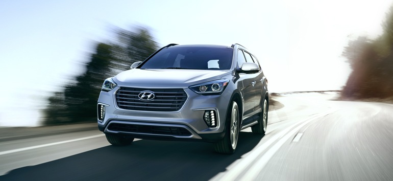 2017 Hyundai Santa Fe XL Circuit Silver @ Milton Hyundai
