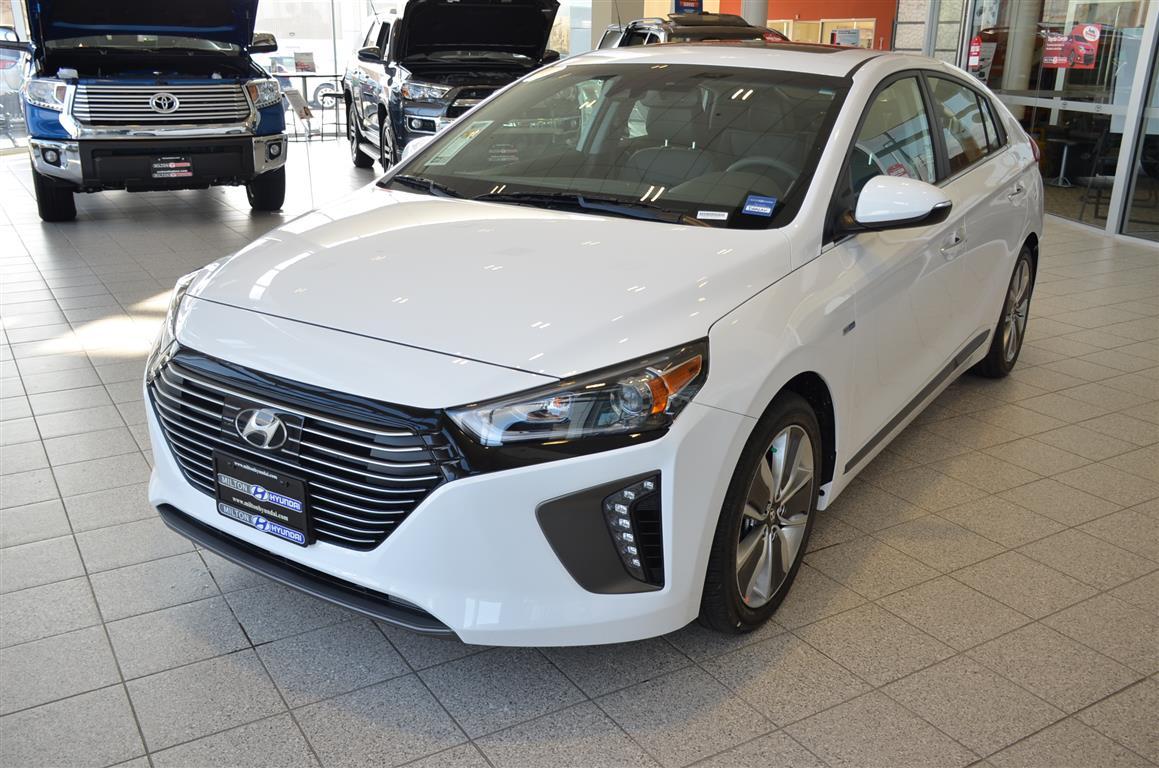 2017 Hyundai Ioniq @ Milton Hyundai in Ontario
