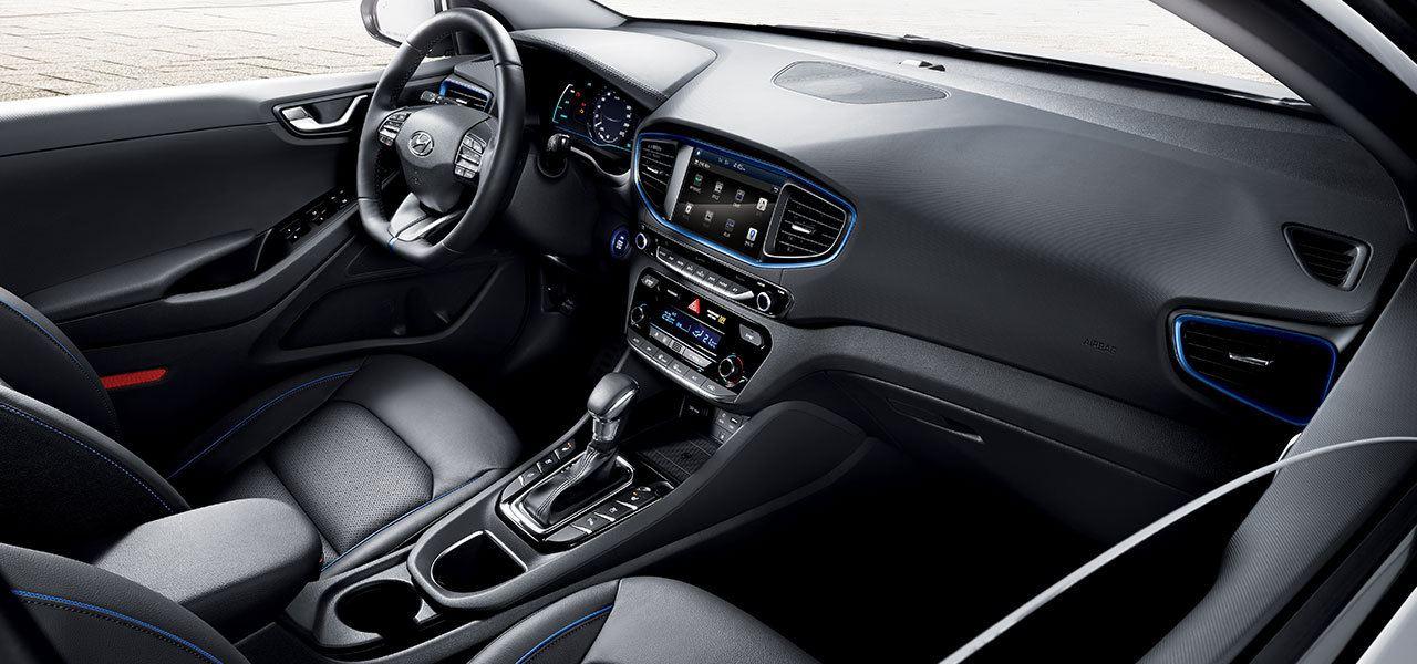 2017 Hyundai Ioniq Features @ Milton Hyundai in Ontario