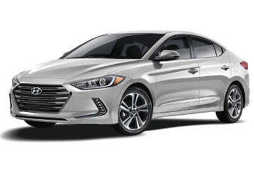 Hyundai Canada 2017 Elantra Sedan Superstructure Incentives in Milton