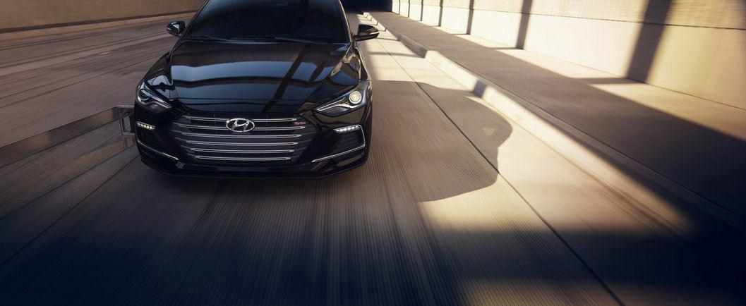 2017 Hyundai Elantra Sport @ Milton Hyundai