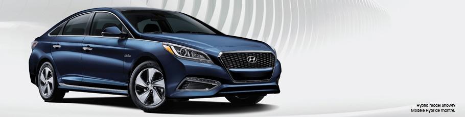 2016 Hyundai Sonata Hybrid @ Milton Hyundai