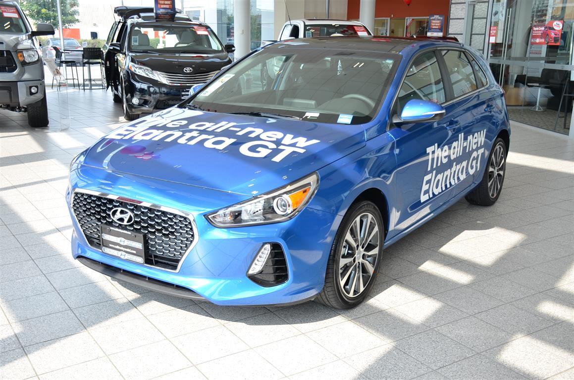 2018 Hyundai Elantra GT @ Milton Hyundai in Ontario