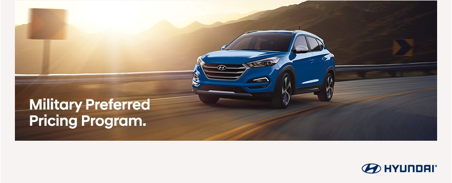 Hyundai Canada Military Preferred Pricing Program in Milton and the Greater Toronto Area GTA