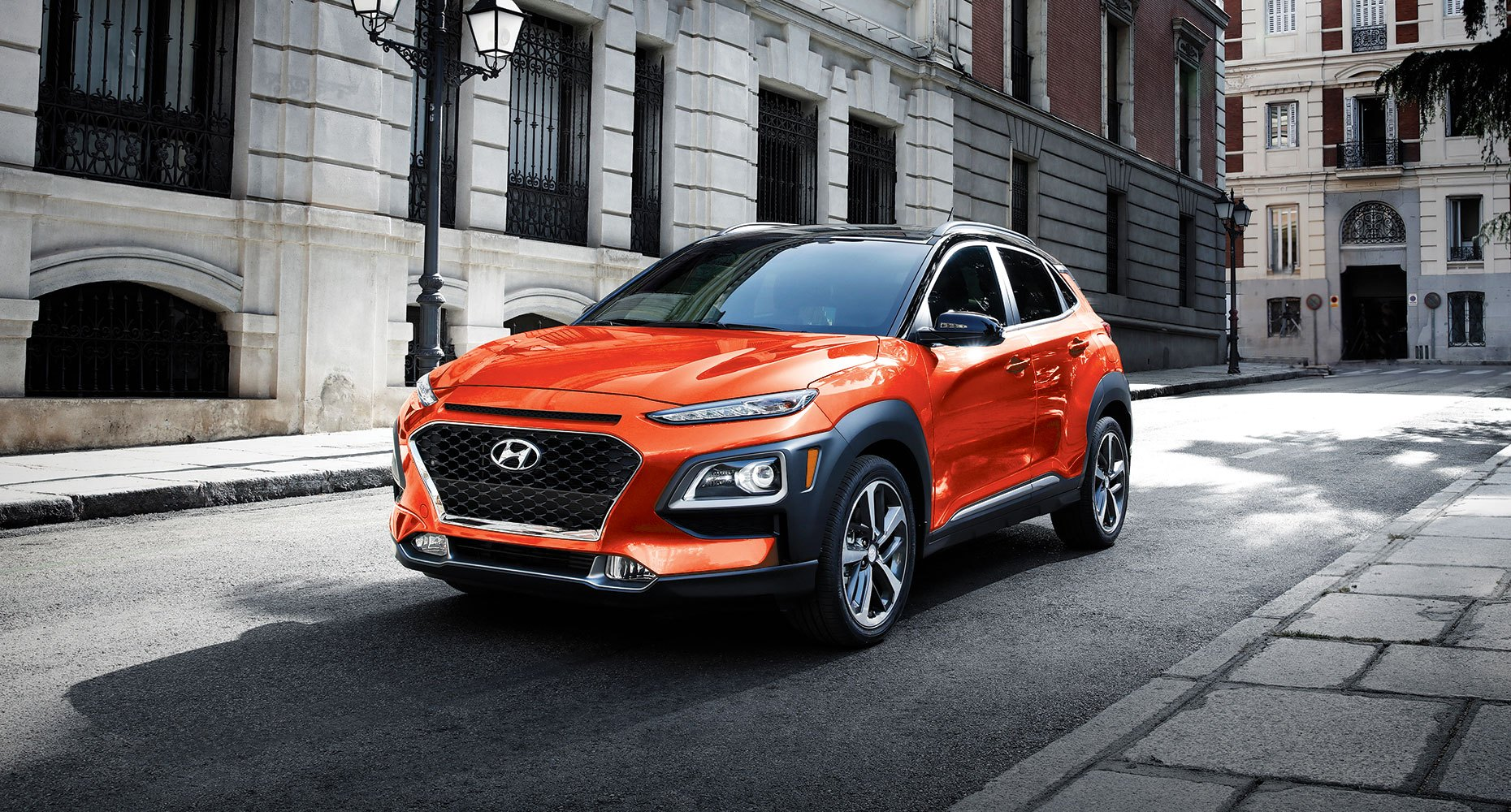 2018 Hyundai Kona Sunroof @ Milton Hyundai