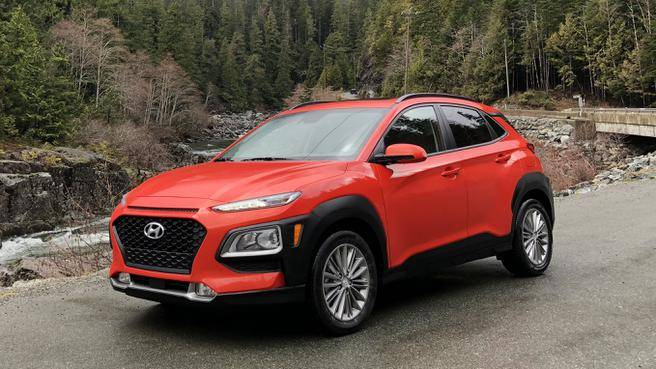hyundai scores big with all new kona subcompact suv milton hyundai. Black Bedroom Furniture Sets. Home Design Ideas