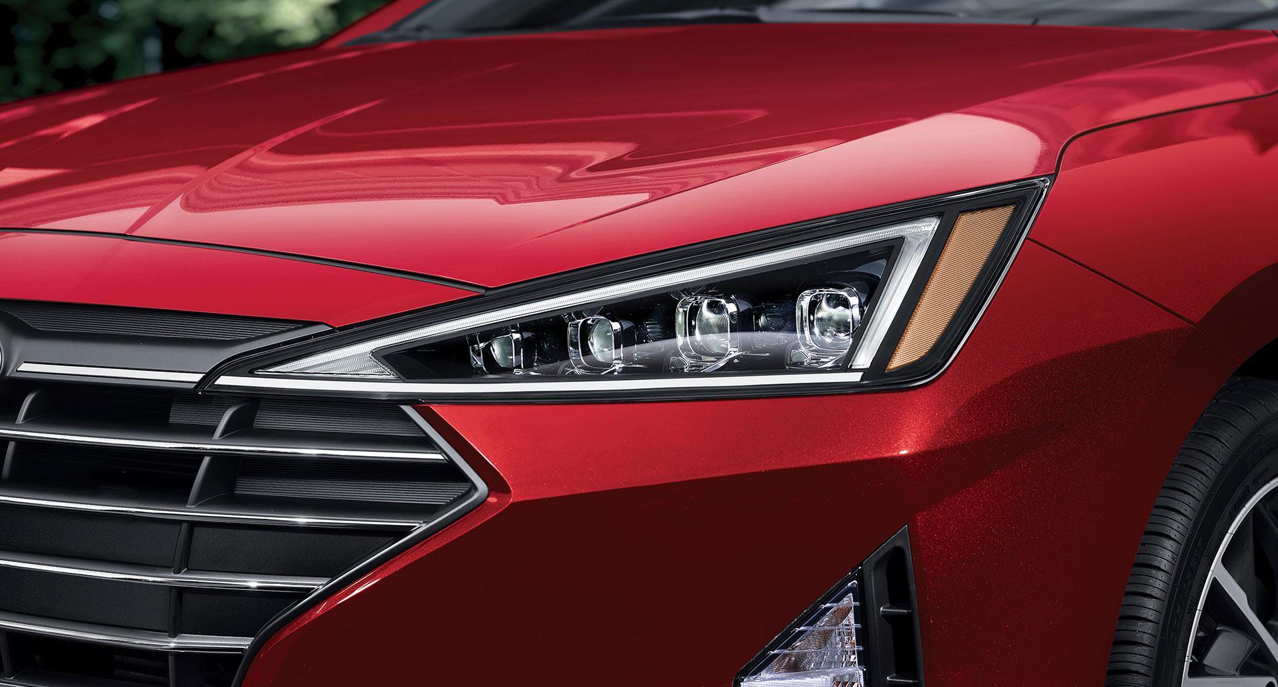 2019 Hyundai Elantra LED Lights@ Milton Hyundai