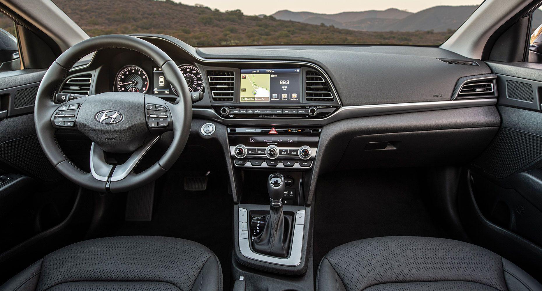 2019 Hyundai Elantra Features@ Milton Hyundai
