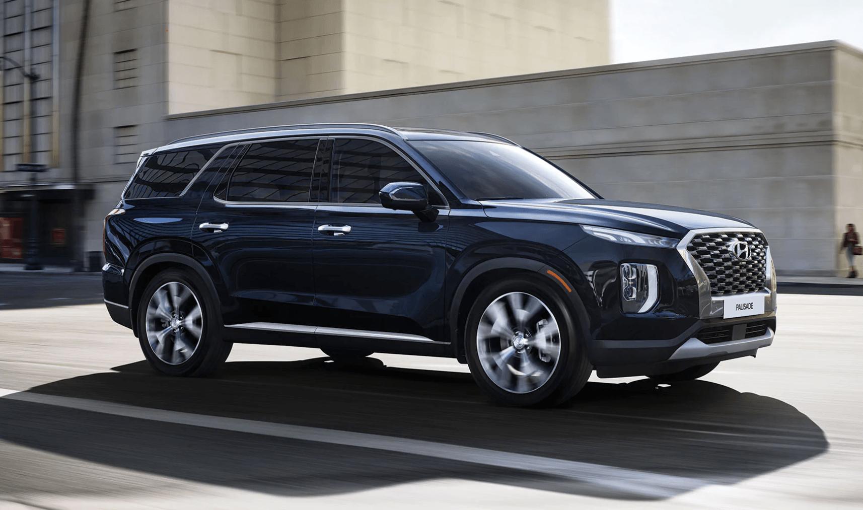 2019 Hyundai Palisade@ Milton Hyundai