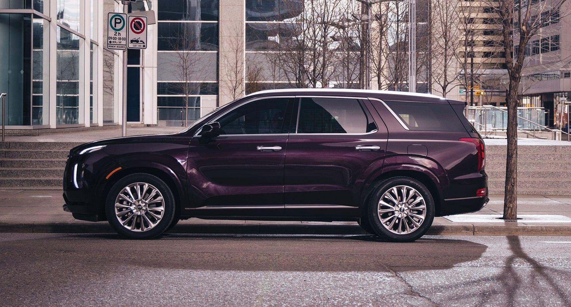 2019 Hyundai Palisade Exterior@ Milton Hyundai