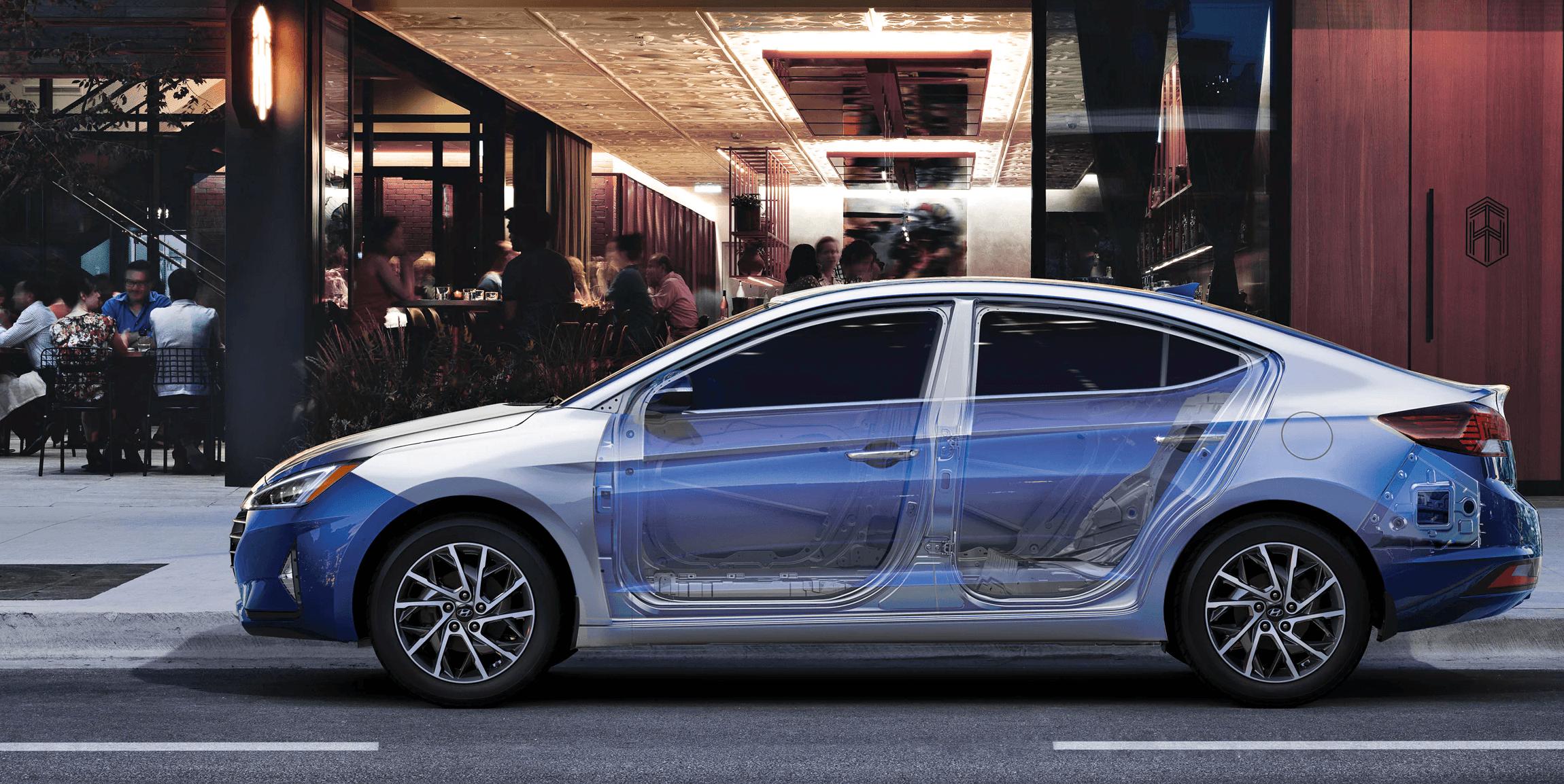 2020 Hyundai Elantra Safety at Milton Hyundai