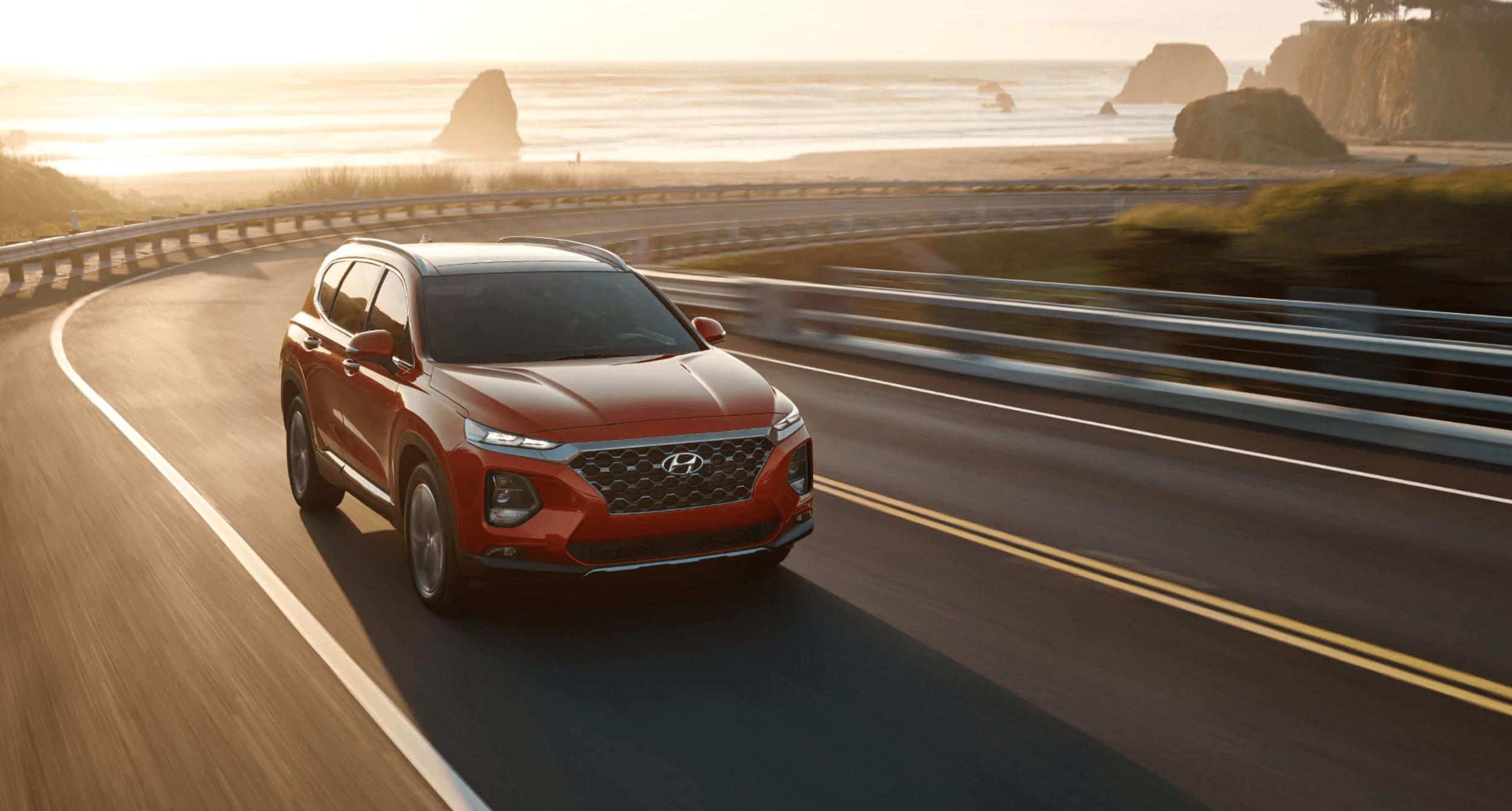 2020 Hyundai Santa Fe at Milton Hyundai