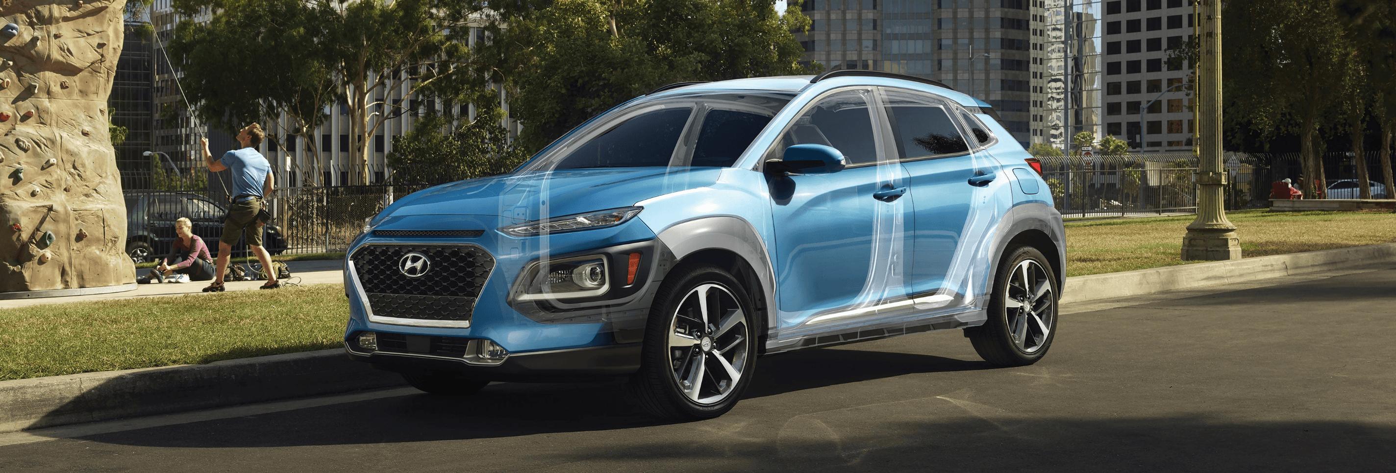 2020 Hyundai Kona Satefy @ Milton Hyundai