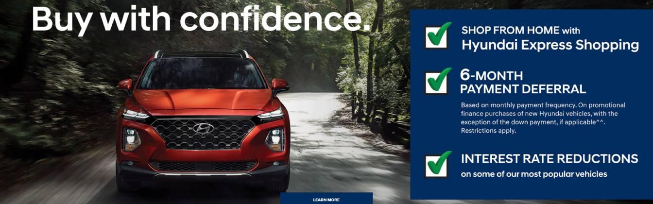 Hyundai Canada Incentives