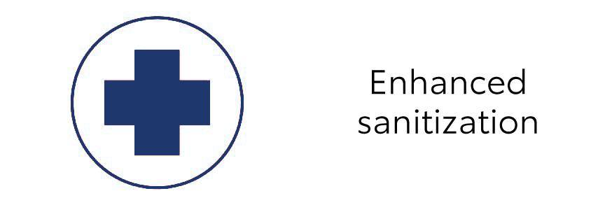 Enhanced-sanitization